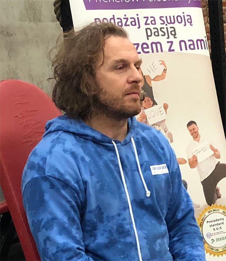 Krystian Grzejszczak